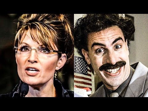 Sarah Palin Admits She Was Tricked Into Interview By Sacha Baron Cohen In Disguise