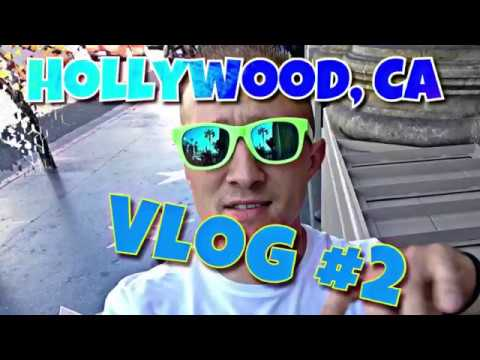 Movie Star SITING! | The Real JD squad | James Dobson Vlogs| Vlog #2 Hollywood, CA