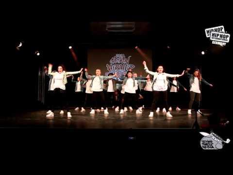 The Annoying Title - German Hip Hop Dance Championship 2016 Süd/West Qualifier
