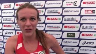Simona Vrzalová na ME družstev po 3000 m