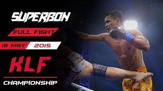 Kickboxing:  Superbon Banchamek vs. Deng FULL FIGHT-2015