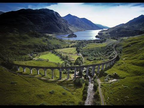 Glenfinnan Monument and Viaduct in Beautiful Scotland 2006 ... |Glenfinnan Scotland