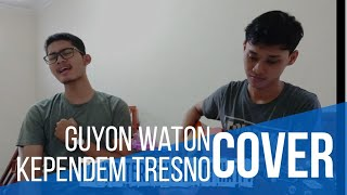 Download Lagu Guyon Waton - Kependem Tresno Ft Rizal MP3