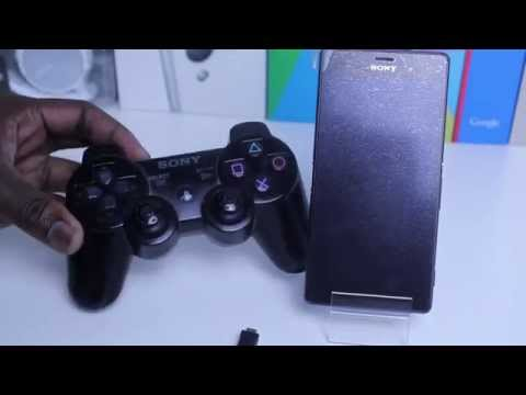 Sony Xperia Z3 And Z3 Compact: How To Connect PS3 And PS4 Controller