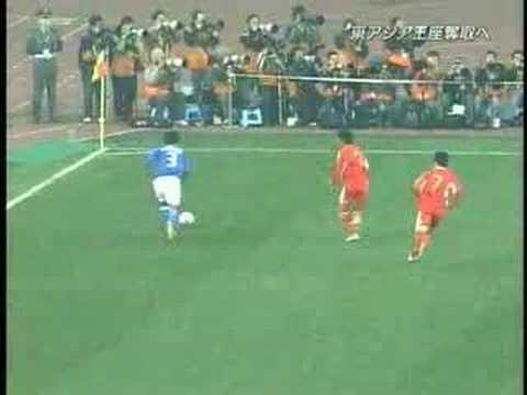 東アジアサッカー選手権2008「日...