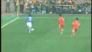 東アジアサッカー選手権2008「日本×中国」