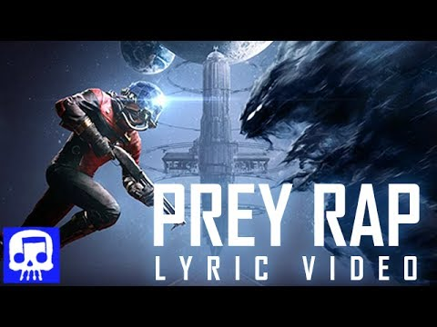 Prey Rap LYRIC VIDEO by JT Machinima feat. NerdOut -