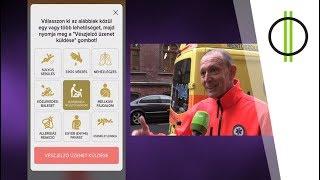 ÉletMentő app – segély egy gombnyomásra (KiberMa 85. adás)