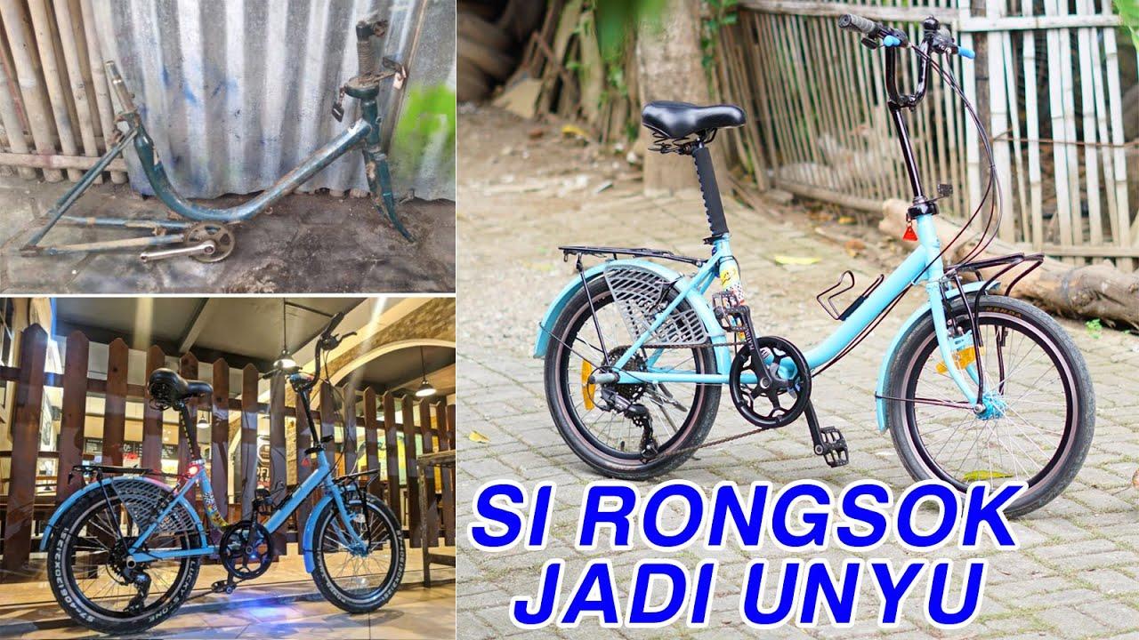 Sepeda Minion Jadul Phoenix Youtube