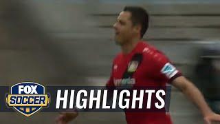 Video Gol Pertandingan Hertha Berlin vs Bayer Leverkusen