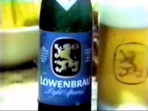 Löwenbräu Beer: 'Lobsters' Commercial (1977)