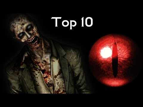 [Halloween Special] Top 10 Personal Scariest Moments in Videogames