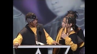Kris Kross Wins Soul/RnB New Artist - AMA 1993