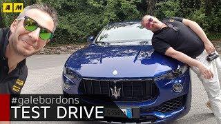 Maserati Levante | Lusso, e quel diesel che sembra un benzina [ENGLISH SUB]
