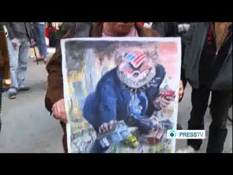 Occupy wall street calls for divest from Bank of America
