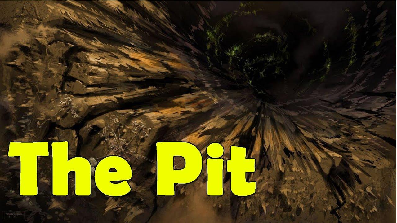 Skyrim Hidden Secrets Sightless Pit YouTube