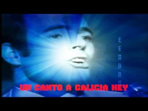 JULIO IGLESIAS UN CANTO A GALICIA VIDEO LETRA