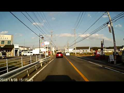 [ドライブレコーダー]国道25号線、名阪国道じゃない方。第7回