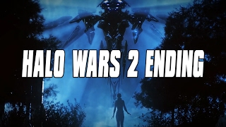 Halo Wars 2 Ending and Cutscene