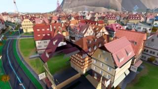 Sim City - German City @day