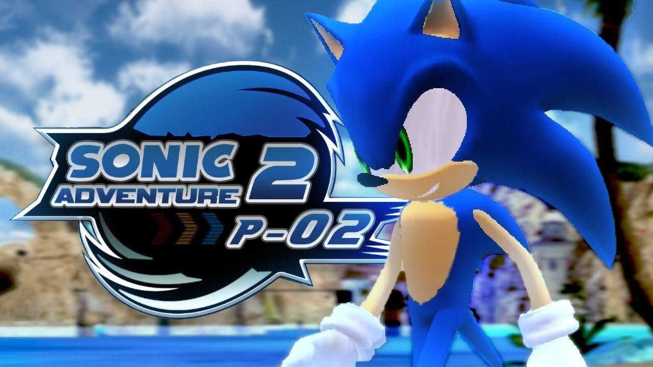Sonic P-02: Sonic 2006 in Adventure 2