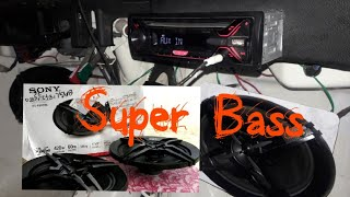 Unboxing Sony XS-FB693E 3-Way Coaxial Car Speakers (Black)#yaduvanshichannel