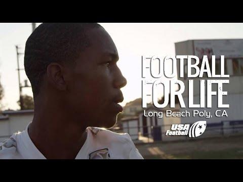 Football for Life - Long Beach Poly: Episode 2