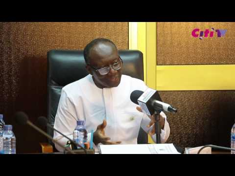 Citi News Updates: Finance Minister on Ghana's economy