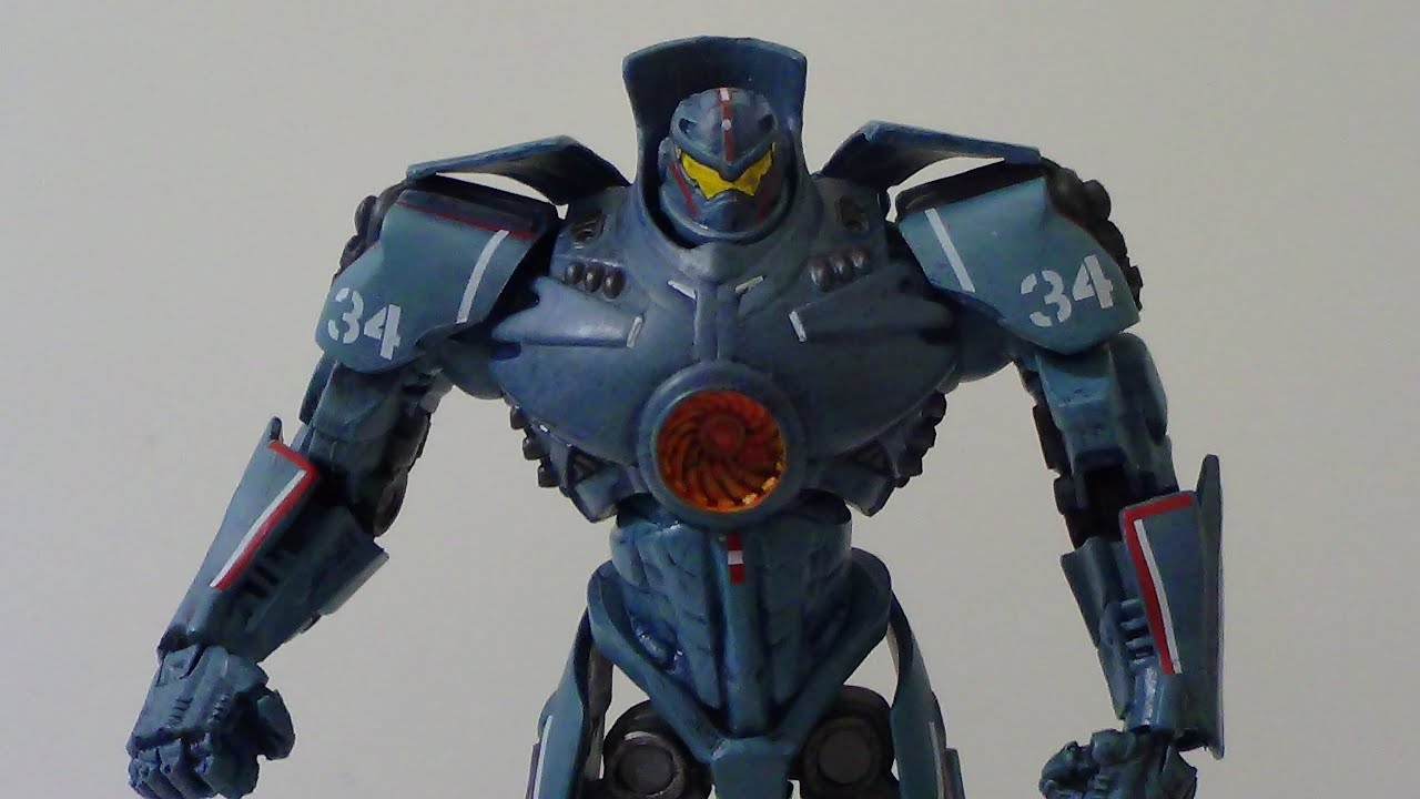 Neca Pacific Rim: Jaeger Gipsy Danger - YouTube Pacific Rim Blueprints
