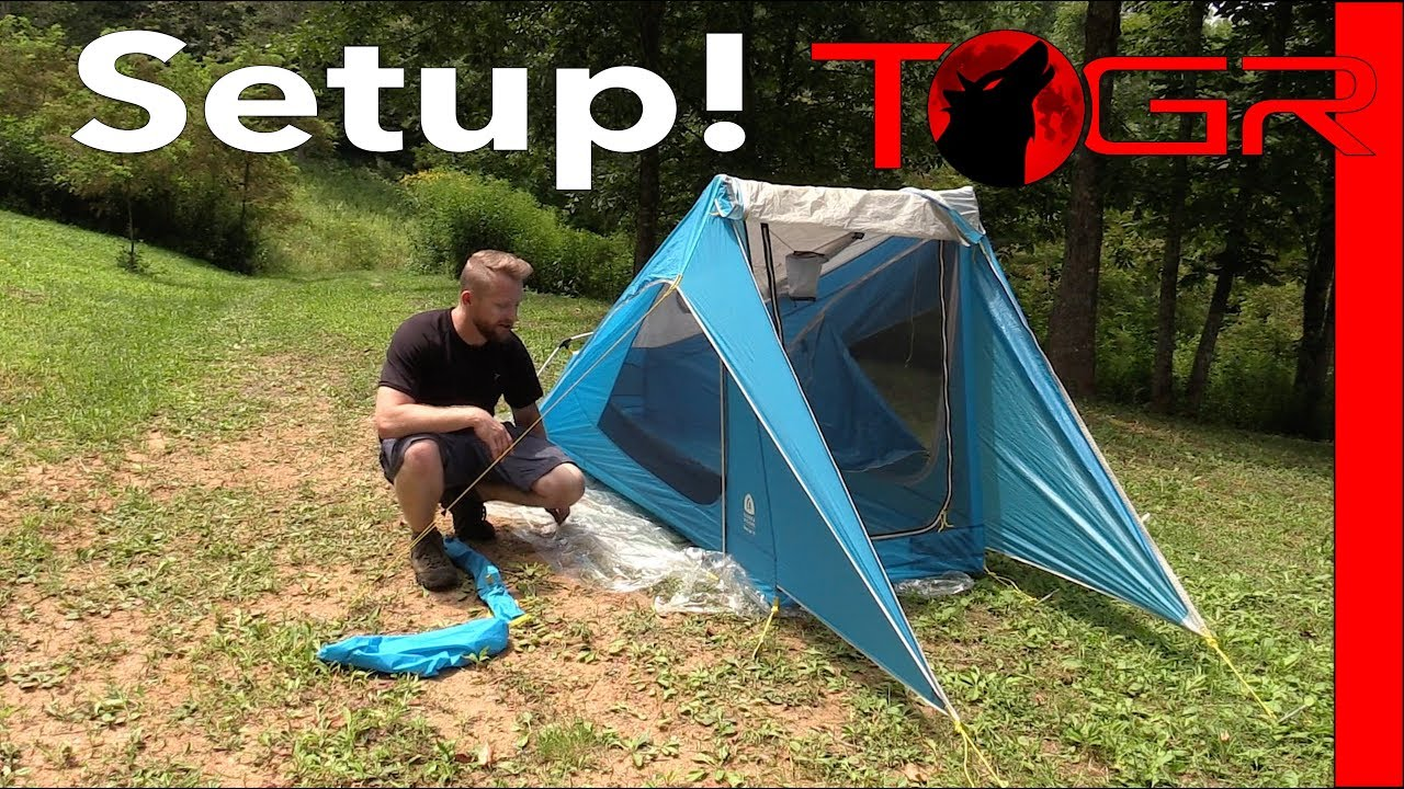 how-to-setup-the-sierra-designs-divine-light-1-fl-tent
