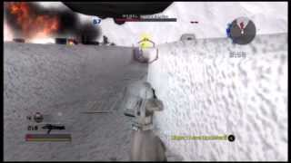 Starwars Battlefront 2 I Mission 17 I Hoth I Our Finest Hour