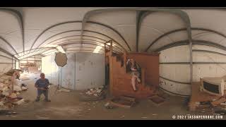 Abandoned Nursery Session With Miss Whitney Morgan 2-23-2021 (5K)