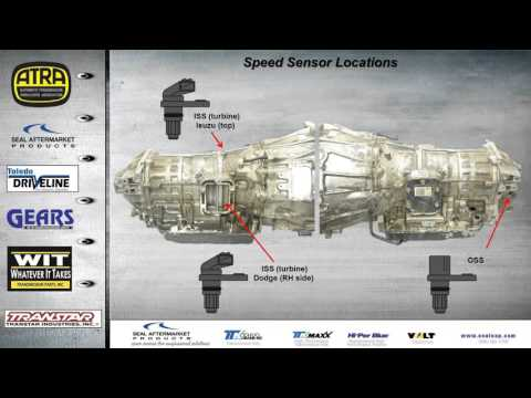 Transmission repair manuals AS68RC, AB60F | Instructions for rebuild