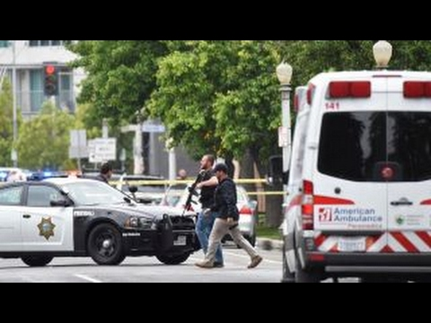 Three dead in Fresno, California shooting spree