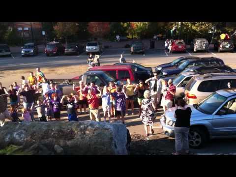 Chicken Dance - Brattleboro VT.