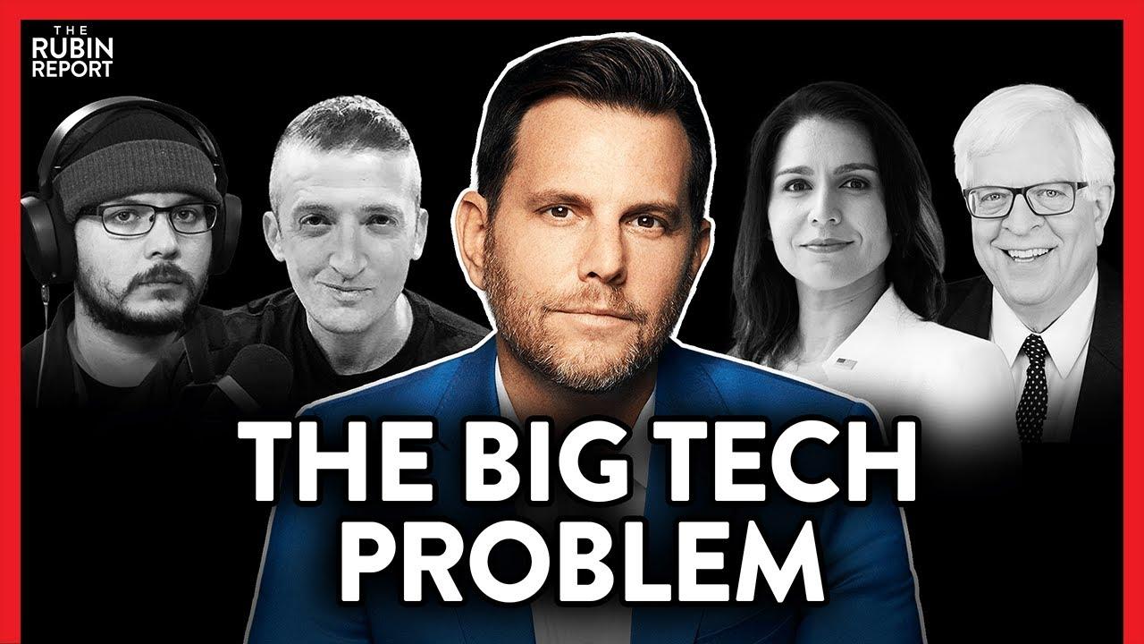 How to Fight Big Tech: Tim Pool, Dennis Prager, Michael Malice & More! | TECH | Rubin Report