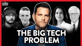 Download lagu How to Fight Big Tech: Tim Pool, Dennis Prager, Michael Malice & More! | TECH | Rubin Report