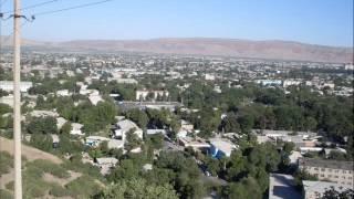 Жалалабад (Джалал-Абад) - город моего детства