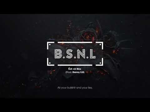 Lyric HD B S N L   Ếch và Báo Prod  Danny E B