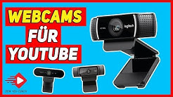 Die BESTEN Webcams Für YouTube 2019/2020 [Videos/Streams]