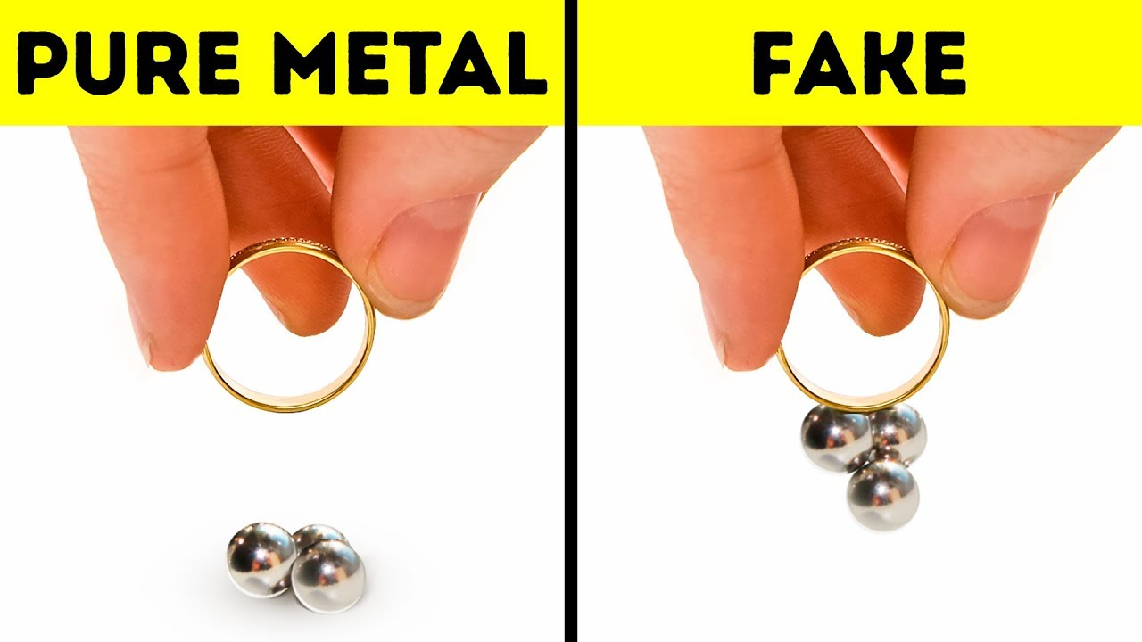 d55193afd07 12 Tips on How to Spot Fake Jewelry - YouTube