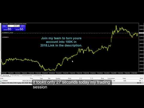 #151 daily trading profits I turned 764,92 USD into 197802,40 USD