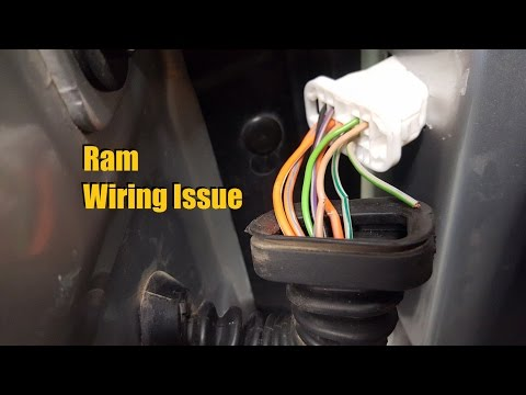 Dodge Ram Wiring Issue (2003-2008) | AnthonyJ350 - YouTubeYouTube