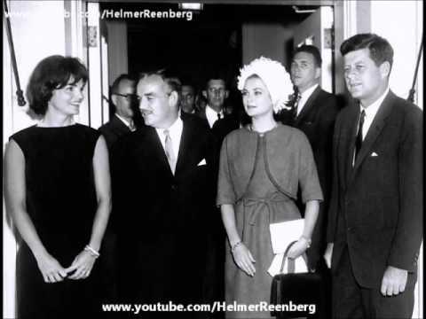 may 24 1961 president john f kennedy bid farewell to
