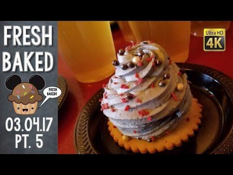 Surprising lunch at Red Rose Taverne | 03-04-17 Pt. 5 [DL-4K]