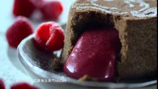McCafe x Snoopy 2015 紅莓/朱古力 聖誕滋味 廣告 [HD]
