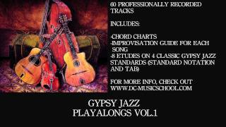 Gypsy Jazz Playalong - Blues en Mineur