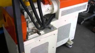 중고압출기 - 싱글압출기 30mm 7.5마력 실험용압출…
