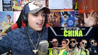 [Reaccion] Anuel AA, Daddy Yankee, Karol G, Ozuna & J Balvin - China  Themaxready