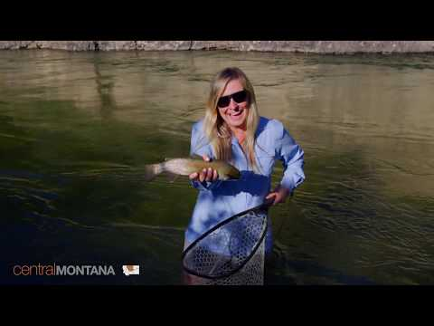 Fly Fishing In Central Montana